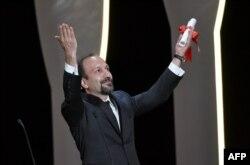 Асгар Фархади, иранский режиссер.