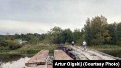 По старому мосту в Соролу было опасно даже ходить, не только ездить
