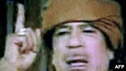 Либискиот претседател Моамер Гадафи
