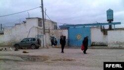 Azerbaijan's Prison No. 14, where activist Adnan Hajizada is serving his sentence on hooliganism charges.