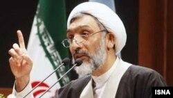 مصطفی پور محمدی، وزير دادگستری ايران،