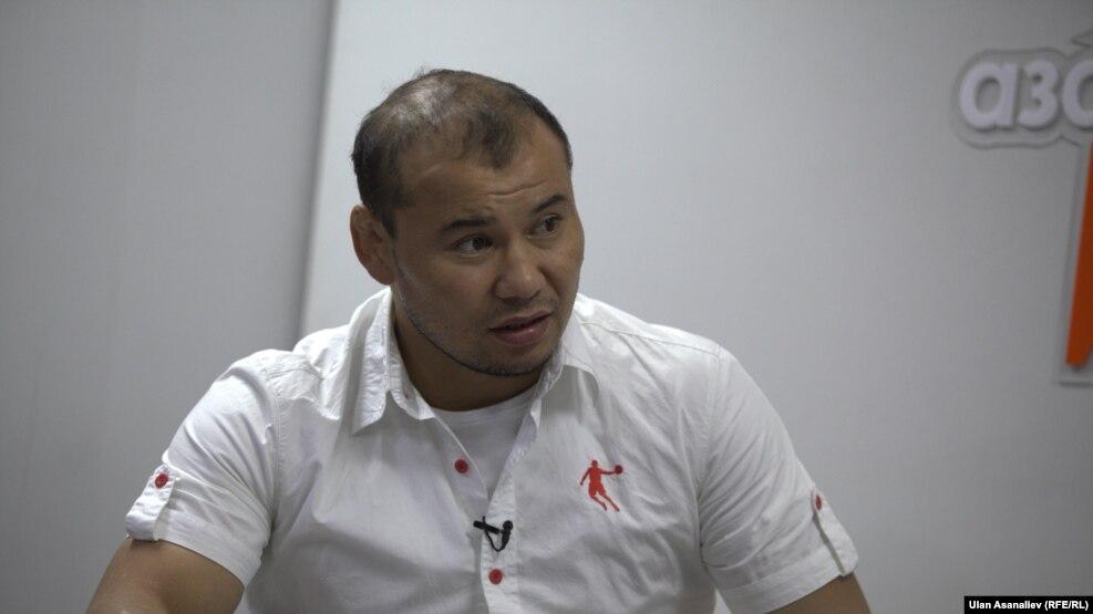 Жанарбек Кенжеев.