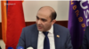 Leader of the opposition Bright Armenia party Edmon Marukian