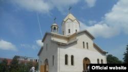Церковь Сурб Григор Лусаворич в Риге