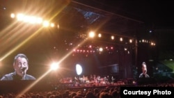 Sa koncerta Brusa Springstina