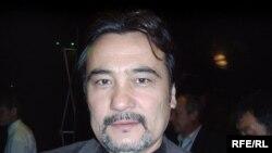 Казахский актер Бахтияр Кожа, сыгравший роль чекиста в фильме «Подарок Сталину».