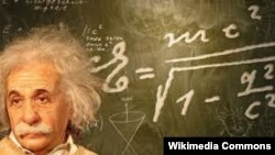Альбэрт Эйнштэйн