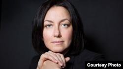 Українська журналістка і телеведуча Мирослава Барчук