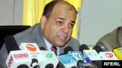ویس احمد برمک وزیر داخله افغانستان