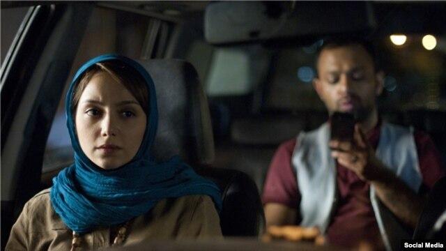 نمایی از فیلم «رخ دیوانه» ساخته ابوالحسن داوودی