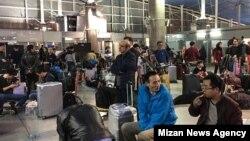 Իրան - Թեհրանի «Իմամ Խոմեյնի» միջազգային օդանավակայանը, արխիվ