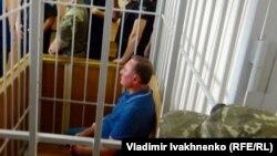 Александр Ефремов в суде