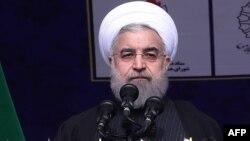Хассан Роухани, Иран президенті.
