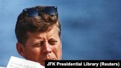 Президент Джон Ф.Кеннеди