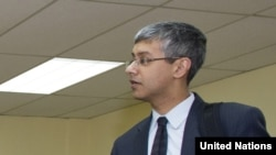 U.S. – UN spokesman Farhan Haq, March 19, 2011