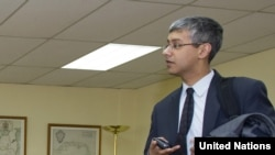 "UN deputy spokesman Farhan Haq has voiced ""concerns about restrictions on fundamental freedoms"" in Bahrain"