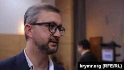 Активист крымскотатарского национального движения Нариман Джелял