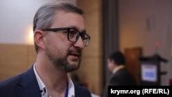 Крымскотатарский активист Нариман Джелял