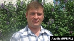 Илнур Шакиров (30), Башкортстанның Караидел районыны Байкыбаш авыл шурасы башлыгы