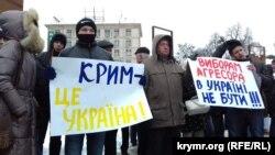 Kyivdeki tedbir, 2018 senesi mart 18 künü