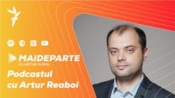 Podcast MAI DEPARTE cu Artur Gurău   Votul electronic în Moldova