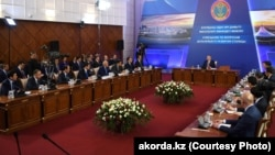 Совещание по дальнейшему развитию города Астаны. Астана, 5 апреля 2018 года.