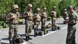 Նորակոչիկները բանակ են ուղևորվում հակահամաճարակային խիստ կանոններով