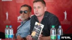 Сергій Жадан розповідає про екранізацію на Одеському кінофестивалі, архівне фото