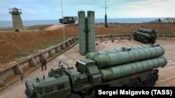 Зенитно-ракетные комплексы С-400 «Триумф»