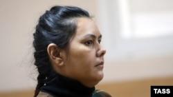 Гражданка Узбекистана Гульчехра Бобокулова.