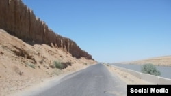 Бухоро-Нукус автотрассаси