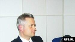 Первый заместитель начальника Организационно-инспекторского департамента МВД России генерал-майор милиции Владислав Волынский