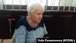 Людмила Осипова в суде