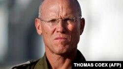 ژنرال نیتزان آلون «مدیر طرح ایران» در وزارت دفاع اسرائیل