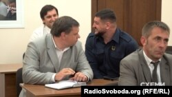Олексій Савченко щойно дізнався, що набрав найбільше балів і радіє перемозі