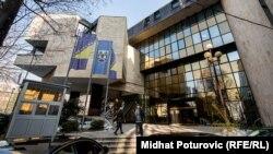 Zgrada Parlamenta Federacije BiH, ilustrativna fotografija