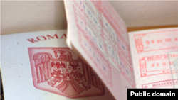 Many Moldovans carry Romanian passports