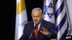 Premierul israelian Benjamin Netanyahu, 20 decembrie 2018.
