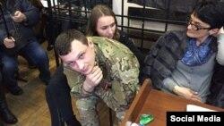 Станіслав Краснов у суді, Київ, 21 березня 2016 року