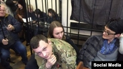 Станіслав Краснов у суді, 21 березня 2016 року