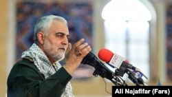 Qasem Soleimani - Head of IRGC Qods Force - Iran