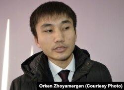 Мухаммедрахим Оразов, представитель компании «Казконтент».