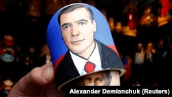 With Russian Prime Minister Dmitry Medvedev heading for the exit, where does this leave President Vladimir Putin?
