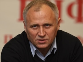 Jailed Belarusian opposition politician Mikola Statkevich