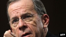 U.S. Joint Chiefs of Staff CHairman, Admiral Mike Mullen