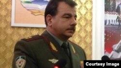 Шерали Мирзо, министр обороны Таджикистана