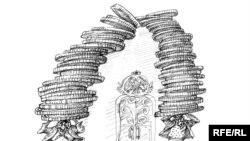 Слабеющий торговый баланс