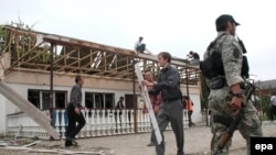 Despite a massive security presence, violence in Chechnya continues.