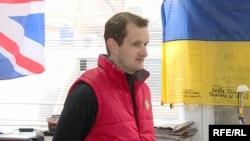 Ярослав Тропінов, голова благодійного фонду «Армія SOS»