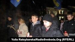 У Дніпропетровську випекли символічний хліб у пам'ять про жертв Голодомору